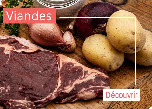 viande issue de producteurs locaux épicerie les morandises