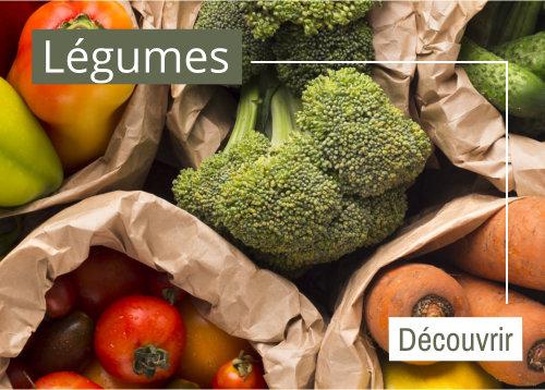 légumes frais, épicerie locale les morandises à Pau Idron