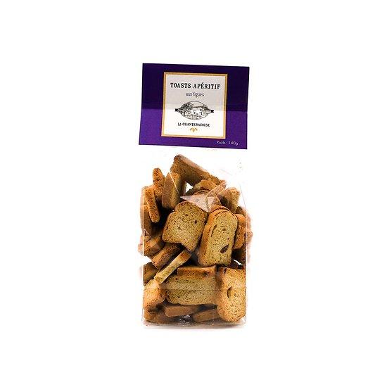 Toasts apéritifs aux figues 140g