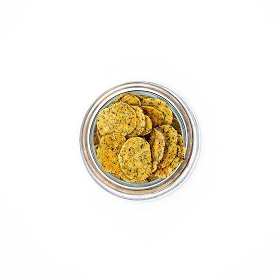 Palets citron confit - coriandre 100g
