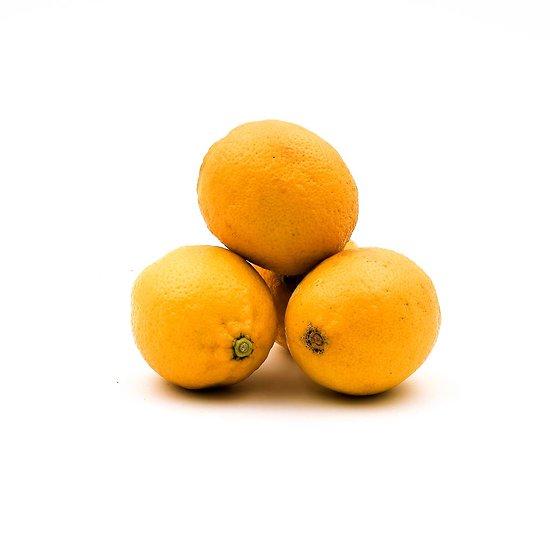 Citrons jaunes non traités 400g