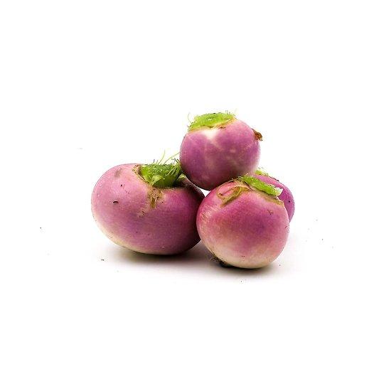 Navets violets nouveaux