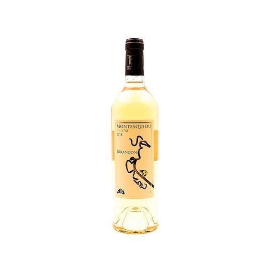 Vin blanc moelleux Jurançon Montesquiou Amistat 75cL