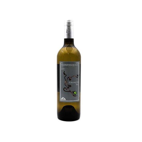 Vin blanc sec Jurançon Montesquiou Estela 75cL