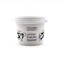 Crème fraiche épaisse 25cL