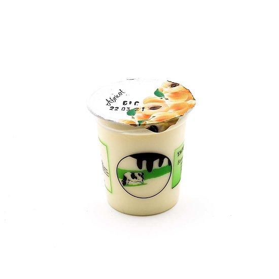 Yaourt de vache abricot 125g
