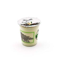 Yaourt de vache vanille 125g