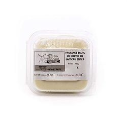 Fromage blanc de chèvre 200g