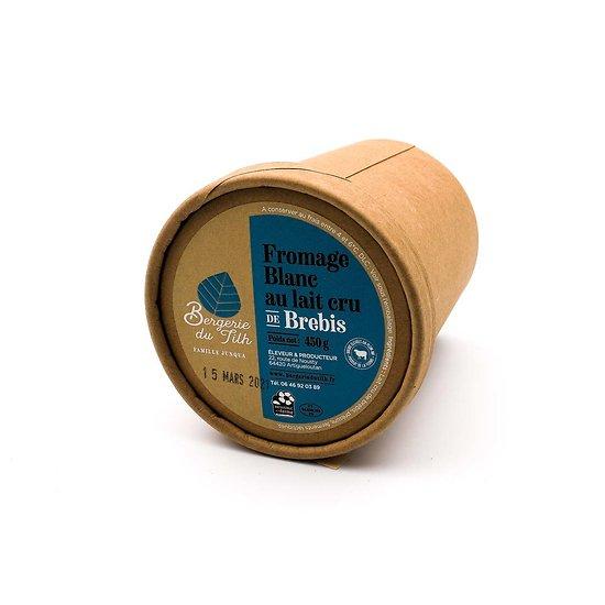 Fromage blanc de brebis 450g
