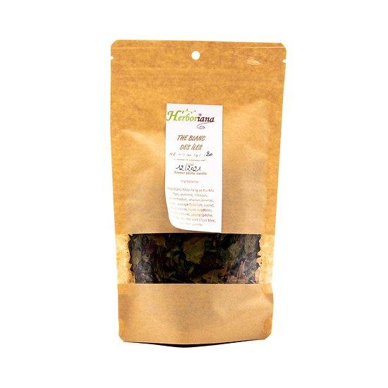 Thé blanc saveur des Iles 70g