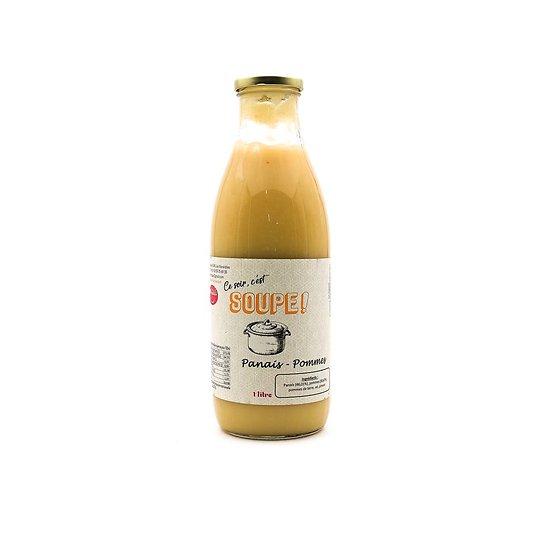 Soupe de panais / pommes 1L