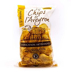 Chips nature 125g