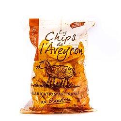 Chips au piment d'Espelette 100g