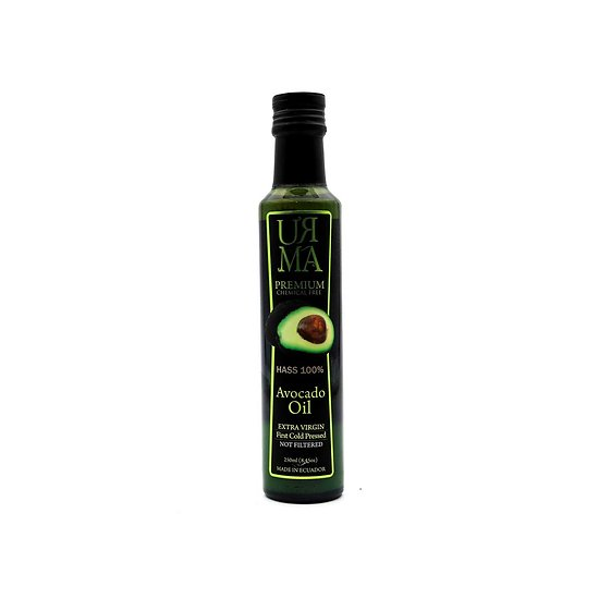 Huile d'avocat extra vierge 25cL