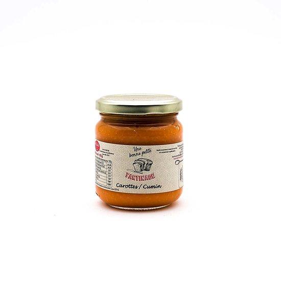 Tartinade Carottes - Cumin 180g