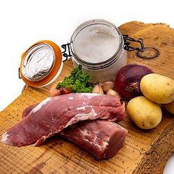 Filet mignon de porc (environ 500g)