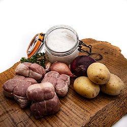 Paupiettes de porc par 4 (environ 500g)