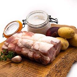 Rôti de porc (environ 1kg)