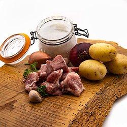 Sauté de porc (environ 500g)