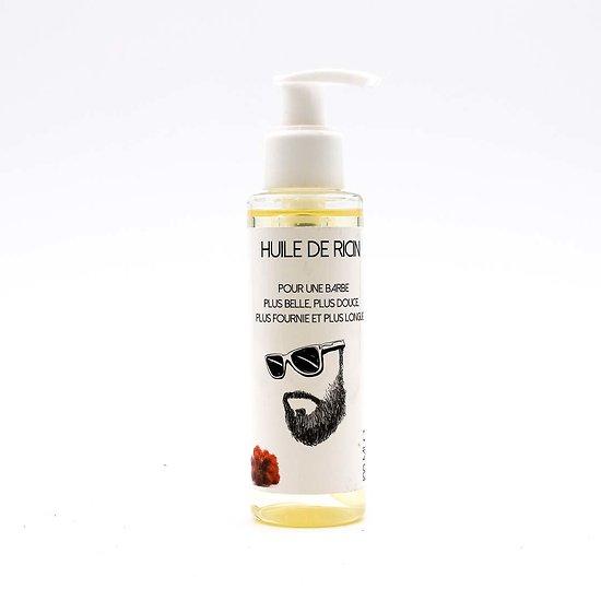 Huile de ricin barbe 100ml (copy)