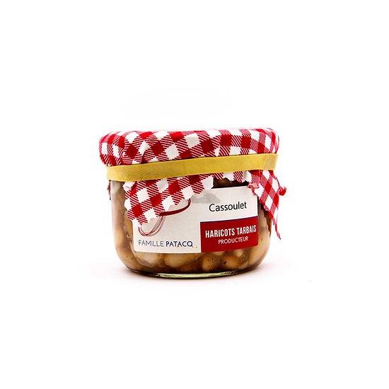 Cassoulet aux haricots tarbais 400g