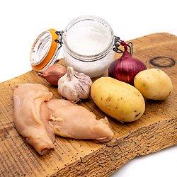Filet de poulet par 2 (environ 300g)