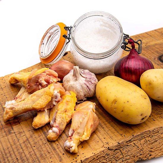 Pilons de poulet par 6 (environ 300g)