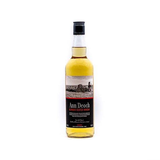 Whisky Ann Deoch Blend 70cl