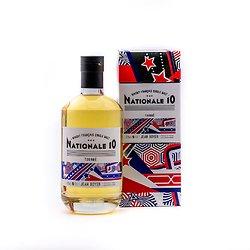 Whisky français Nationale 10 tourbé 70cl