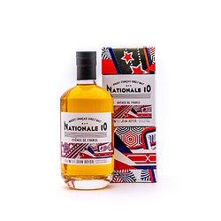 Whisky français Nationale 10 chênes de France 70cl