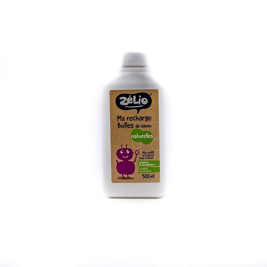 Recharge bulles de savon 500ml