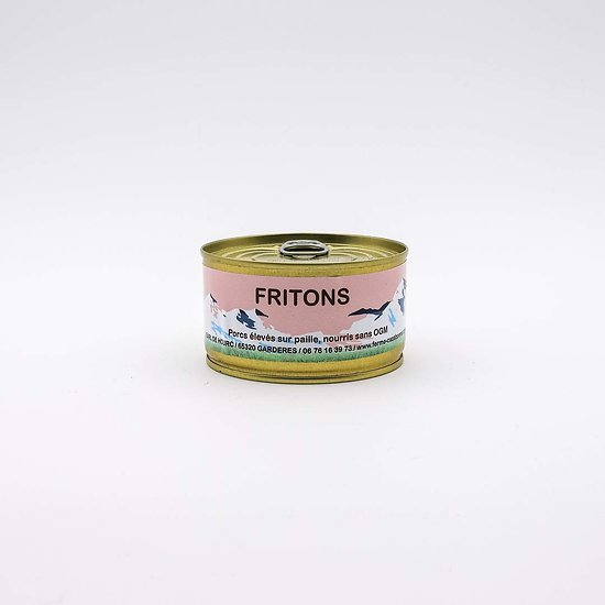 Fritons de porc 180g