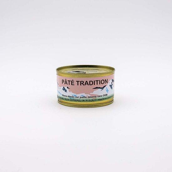 Pâté Tradition 180g