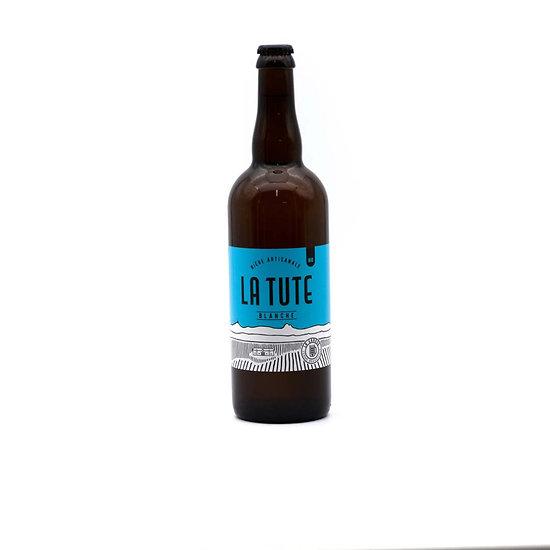 """Bière """"La Tute"""" blanche BIO"""