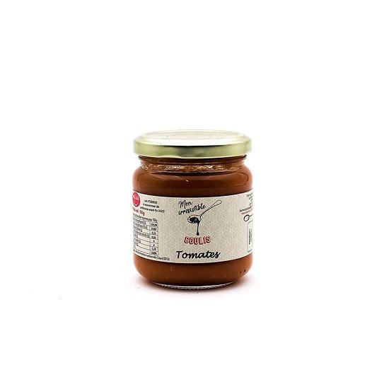 Coulis de tomates 180g