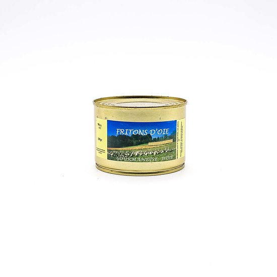 Fritons d'oie 250g