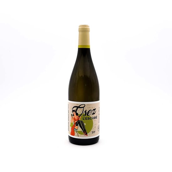 Vin blanc demi-sec Osez l'Escudé 75cl