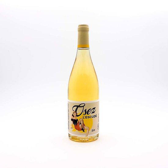 Vin blanc moëlleux Osez l'Escudé 75cl