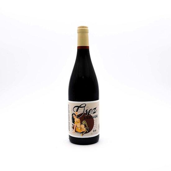 Vin rouge Osez l'Escudé 75cl