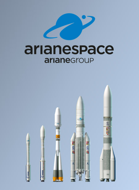 Web Site Arianespace