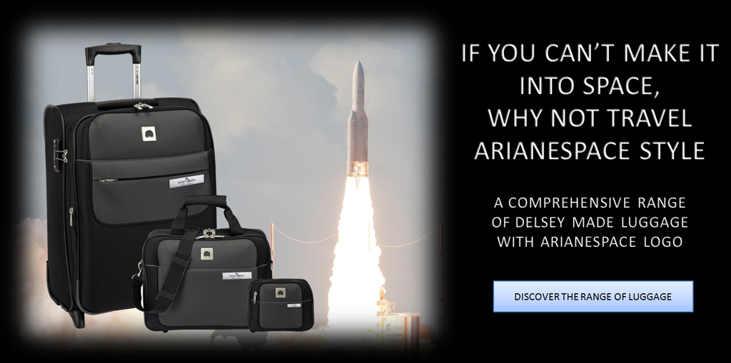 Arianespace Luggages