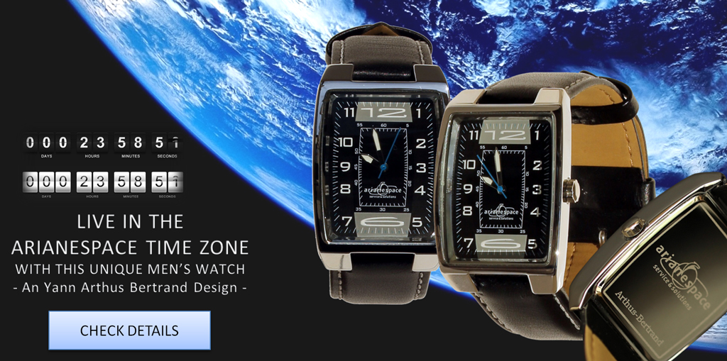 Arianespace watch