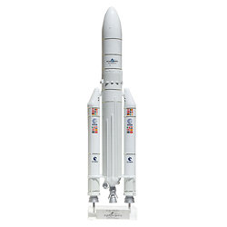 Ariane 5 scale model