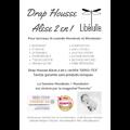 Lot de 2 Draps Housses Alèses 2 en 1 berceau Mondodo / Mondodo+