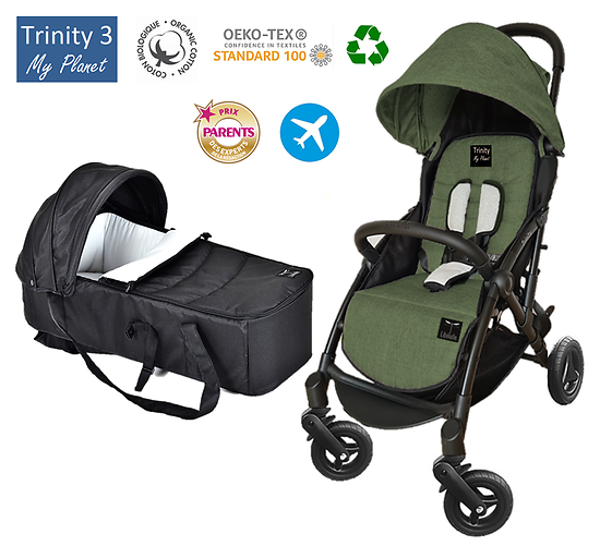 "Pack Duo Nacelle Trinity 3 CROSS ""My Planet"""