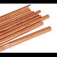 Set de 12 aiguilles à crocheter en bambou