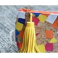 Pochette à trésors Liège & Moi multicolore