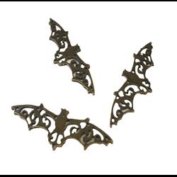 Connecteur chauve-souris en métal 57x19mm