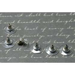 3 paires de protection pour boucles d'oreille 12mm