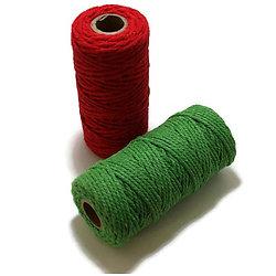 5 mètres cordelette coton 2mm pour emballage cadeau